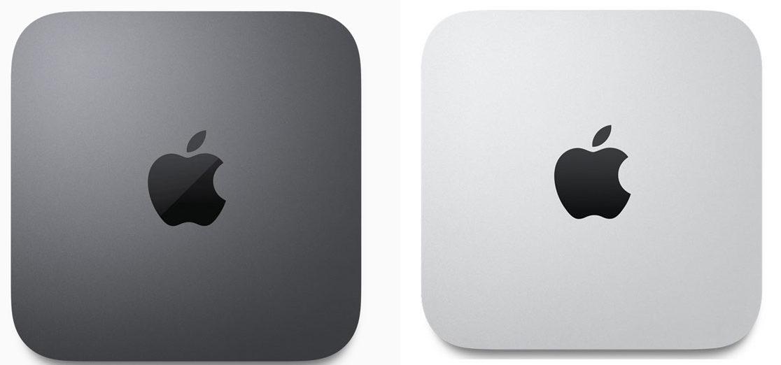 recensioni Mac mini 2018 - foto nuovo Vs nuovo Mac mini, cosa cambia