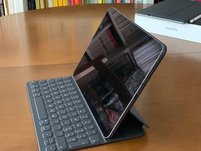 Nuova Apple Keyboard Folio per iPad Pro 2018, presa di contatto e prime impressioni