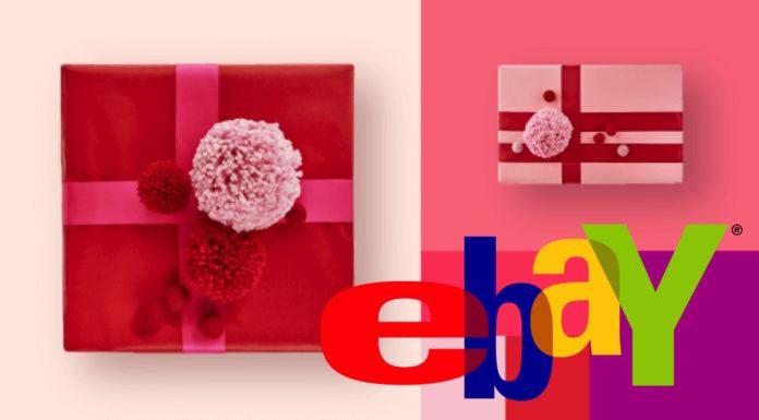 Anticipate i regali di Natale approfittando dello sconto del 10% su Ebay