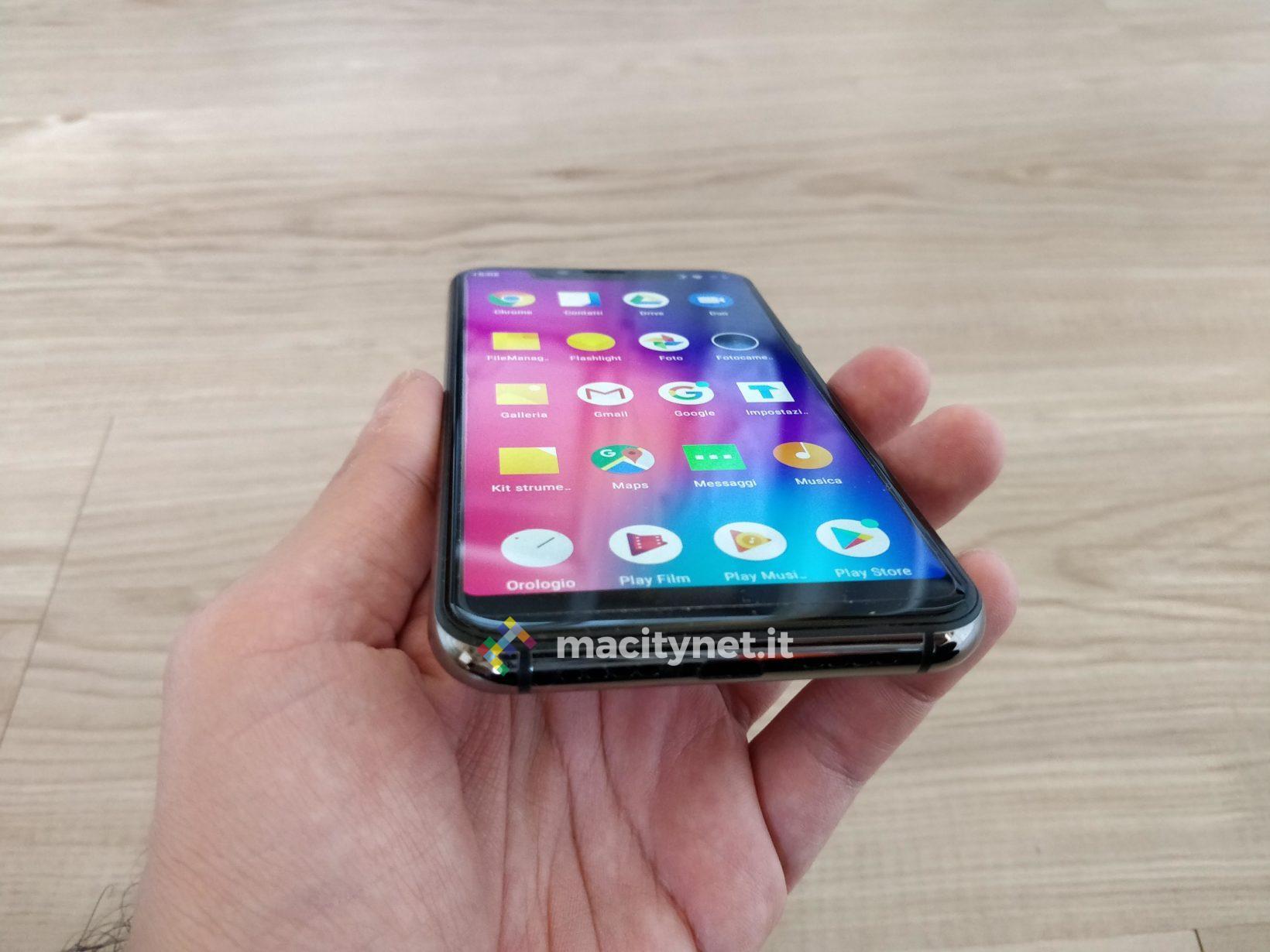 Elephone A4 Pro, il budget phone dall'estetica sorprendente
