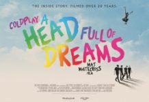 "Il film dei Coldplay ""A Head Full of Dreams"" in arrivo su Amazon Prime Video"