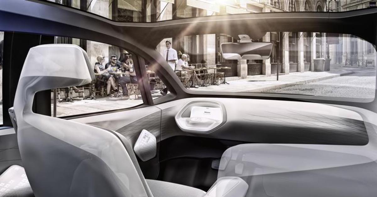 Ford ha escogitato un sistema per eliminare l'odore di nuovo dalle auto