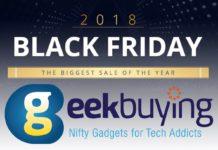 GeekBuying lancia il suo Black Friday: il risparmio è garantito