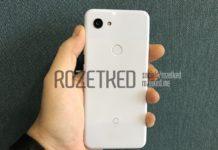 Pixel 3 Lite, anche Google forse avrà il suo iPhone XR, foto e specifiche in rete