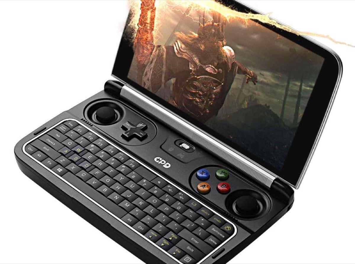 GPD Win2, la console portatile con Windows 10