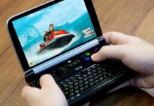 GPD Win2, la console portatile con Windows 10