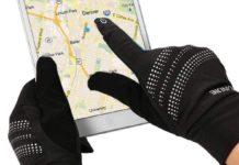 Guanti touchscreen antivento in sconto a metà prezzo: solo 7 euro