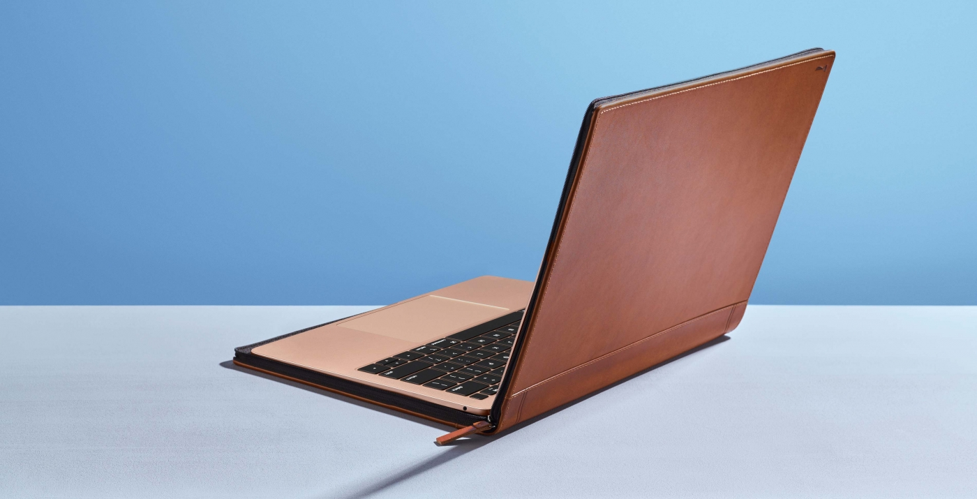 Journal, ecco la lussiosa cover Twelve South per Macbook Air e Pro