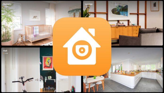 HomeCam mostra più telecamere HomeKit su iPhone, iPad e Apple Watch
