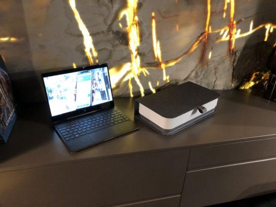 HP presenta Tango, la stampante che arreda