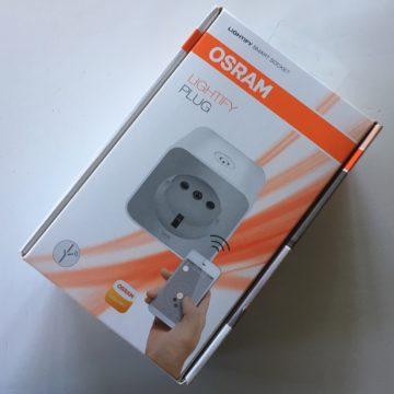 Presa comandata Osram Plug compatibile con Philips Hue: ecco come attivarla