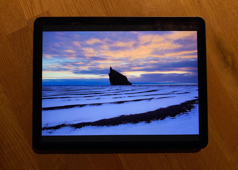 iPad Pro 2018 stazione di lavoro ideale per fotografi in mobilità