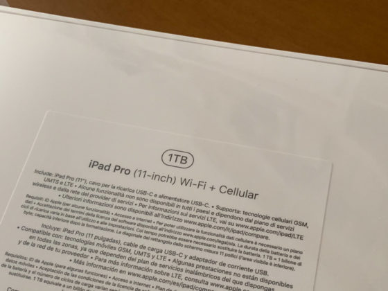 iPad Pro 2018: primo contatto