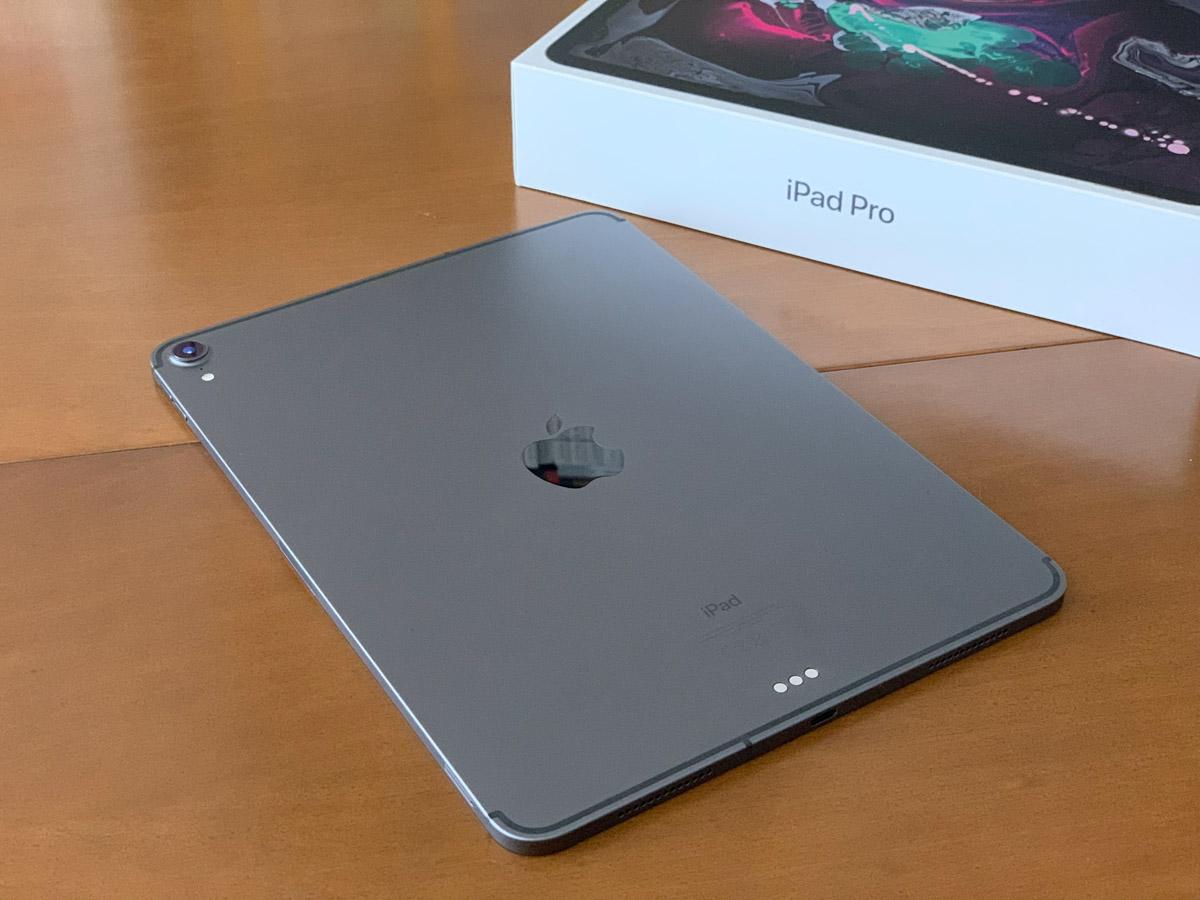 acessori apple per iPad Pro 2018 foto ipad pro 2018 primo contatto