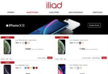 iPhone con iliad ora è ufficiale