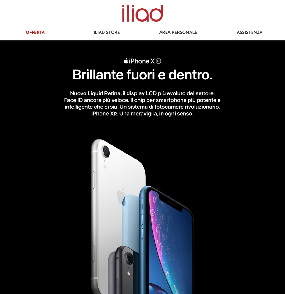 Iliad, iPhone in arrivo