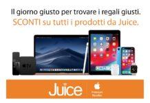 Juice sconta tutto per il Black Friday: risparmi su Mac, iPhone, iPad, accessori Apple e non solo