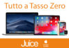 Da Juice tutto Apple a Tasso Zero, anche per iPhone XS e XR