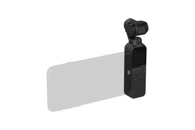 DJI Osmo Pocket, la camera 4K stabilizzata e tascabile