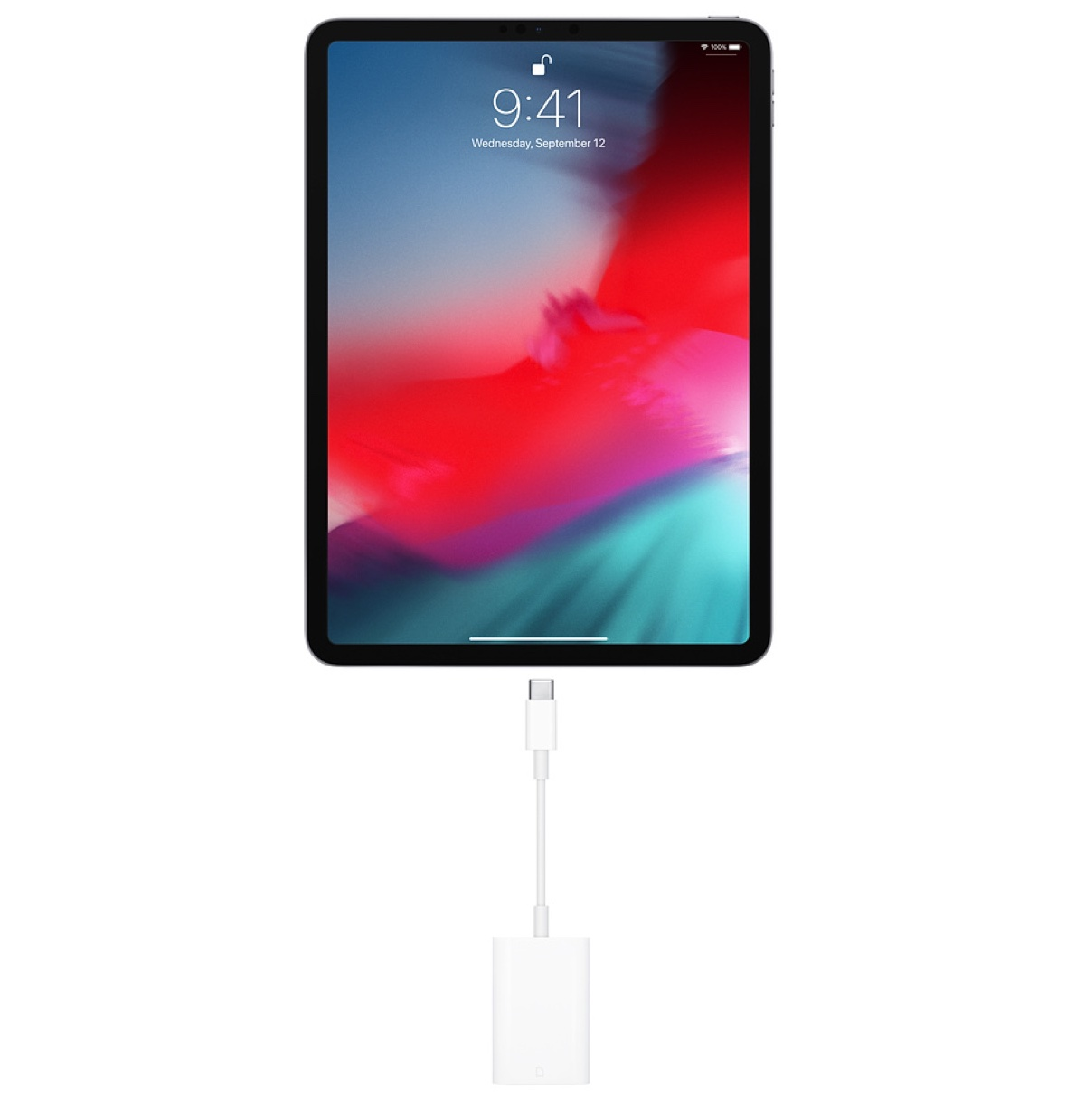 Su Apple Store disponibile il lettore da USB-C a scheda SD per Mac e iPad Pro 2018