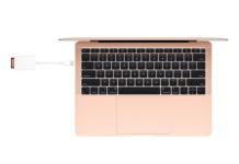 Su Apple Store disponibile il lettore da USB-C a scheda SD per Mac e iPad Pro 2018