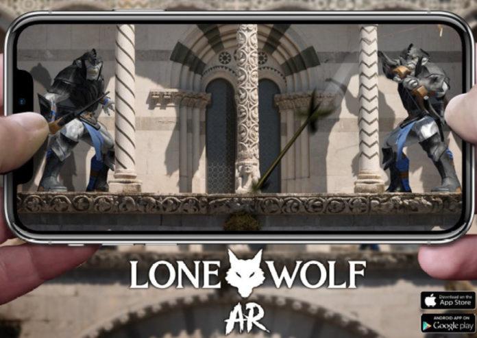 Lone Wolf AR, Lupo Solitario diventa il primo gioco di ruolo in realtà aumentata