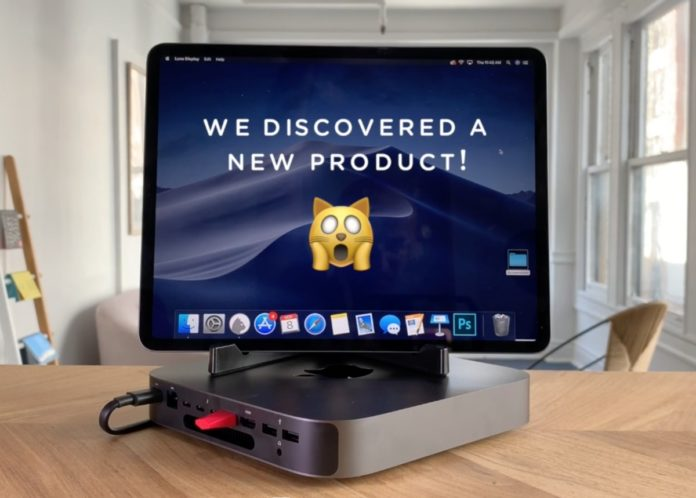 Mac Touch esiste e fa paura, con Luna iPad Pro diventa il monitor di Mac mini