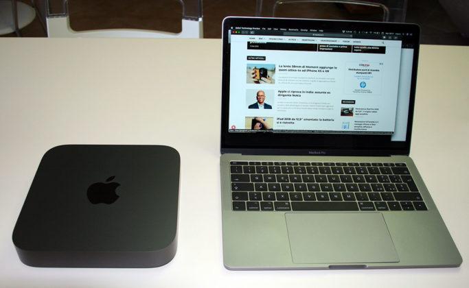 """Vicino ad un MacBook Pro 13"""" 2017"""