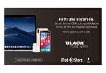 Partito il Black Friday Med Store, sconti fino a 400 euro sui prodotti Apple