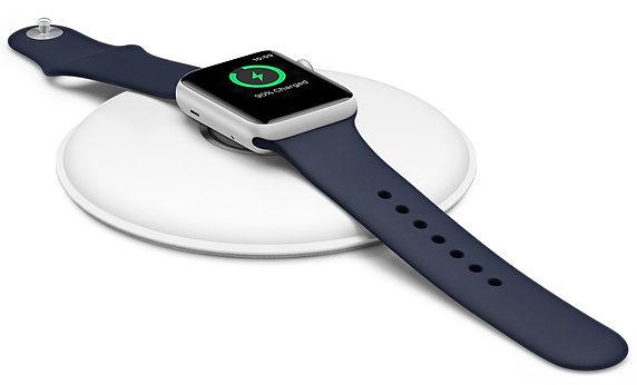 dock magnetico per la ricarica di Apple Watch - Apple lo aggiorna in USA ma non in Italia