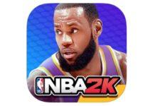 NBA 2K Mobile, ora su iPad il basket con grafica console visto nel Keynote Apple