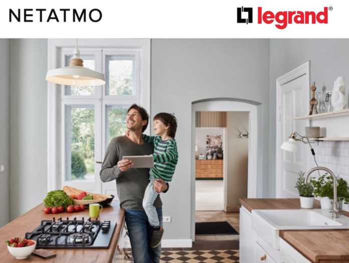 Legrand acquista Netatmo per completare la crescita nel settore Smart Home