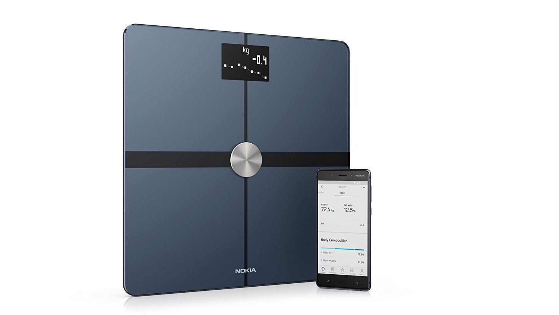 Solo oggi: sconto sulla bilancia smart Nokia Body+ a 59€