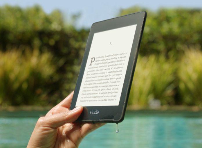 Il nuovo Kindle Paperwhite è disponibile in pronta consegna