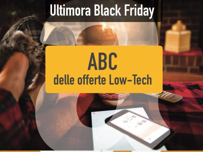 ABC delle offerte LOW-Tech del Black Friday Amazon