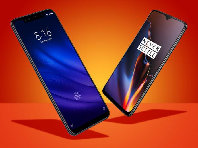 OnePlus 6T a 266 € e Xiaomi Mi 8 a 177 €: super offerte del Black Friday Gearbest