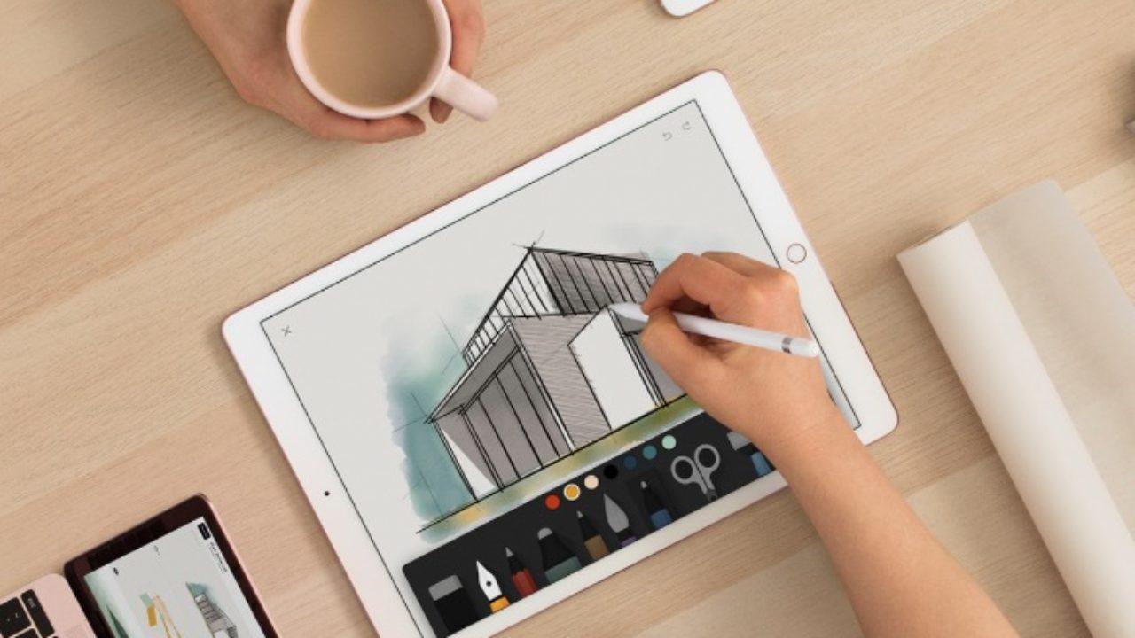 Paper by FiftyThree, l'app per il disegno perfetto su iPad supporta Apple  Pencil 2 - Macitynet.it