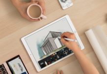 Paper, l'app per il disegno perfetto su iPad si aggiorna con supporto ad Apple Pencil 2
