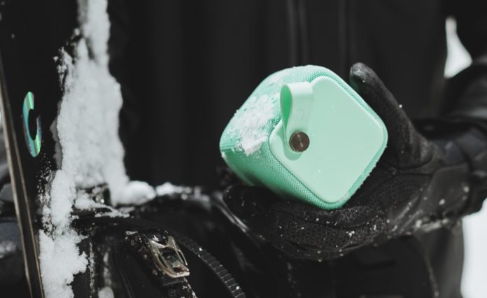 Rockbox BOLD S, lo speaker da appendere all'albero di Natale