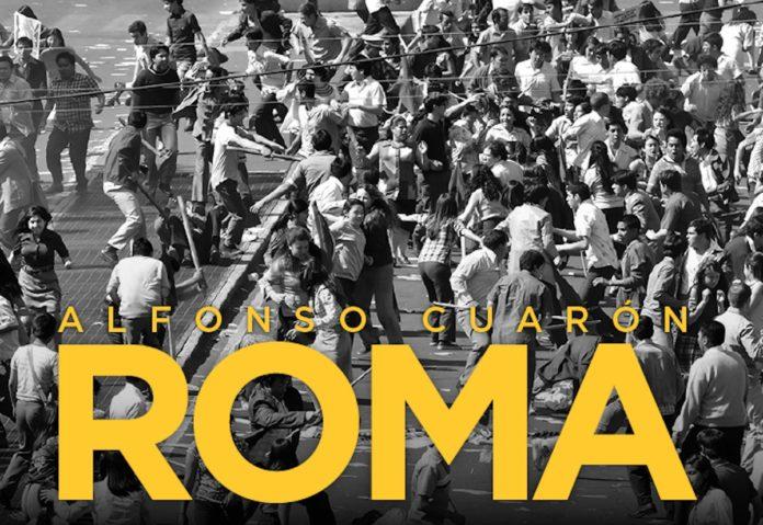 Roma di Cuarón, il film Leone d'Oro 2018, arriverà prima nelle sale e poi su Netflix