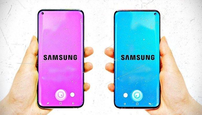 Galaxy S10 avrà uno schermo da 6,7 pollici e sei fotocamere