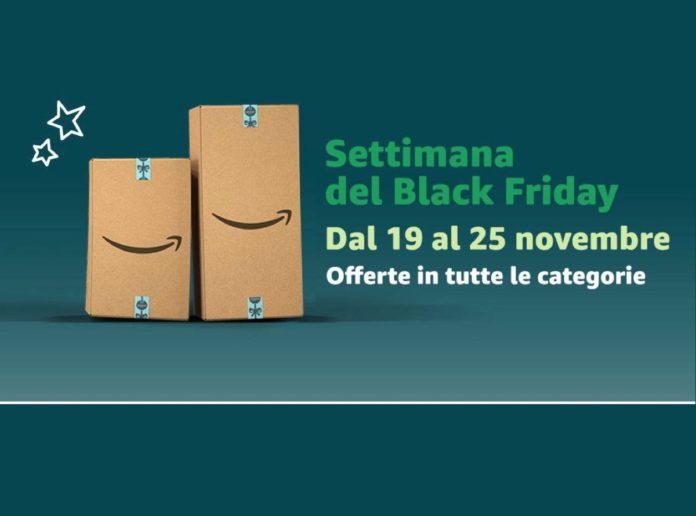 Anteprima della settimana del black friday le offerte già attive dal 19 Novembre e quelle in arrivo