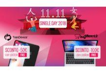 Single Day su TrenDevice e BuyDifferent: il giorno dello shopping in libertà!