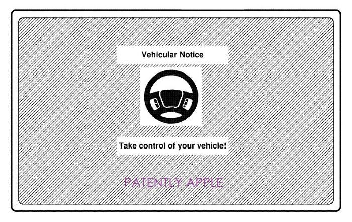 Apple brevetta un sistema di allarme per auto intelligenti con guidatori stupidi