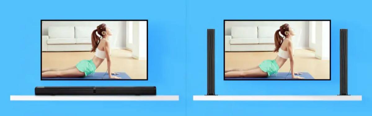 Alfawise XBR, la soundbar modulare per TV e smartphone