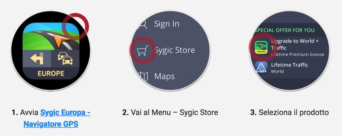 Con Sygic è già Black Friday: pacchetto tutto-incluso a soli 12,99