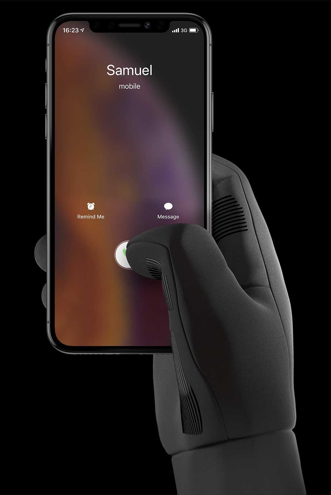 guanti touchscreen di Mujjo