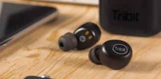 Tribit X1, gli auricolari true wireless comodi come AirPods in offerta a 31,83 euro