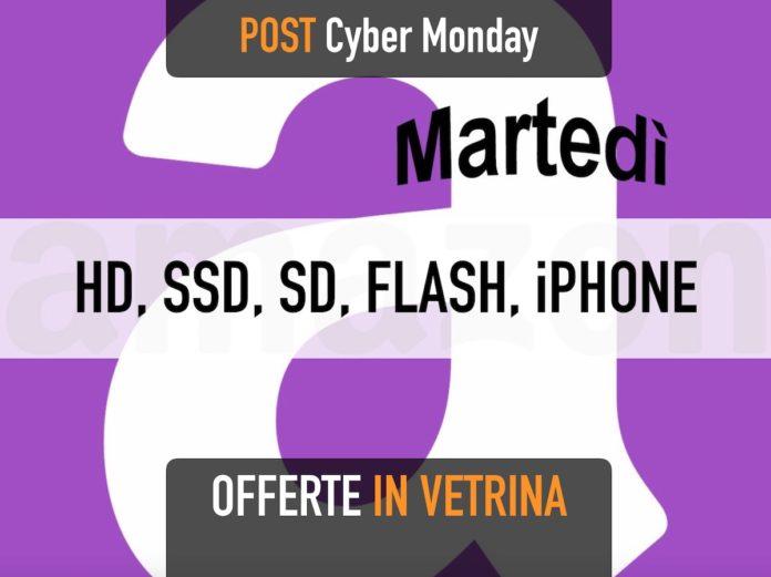 SSD Crucial e SD, SSD, Memorie flash anche per iPhone di SanDisk in offerta post-CyberMonday