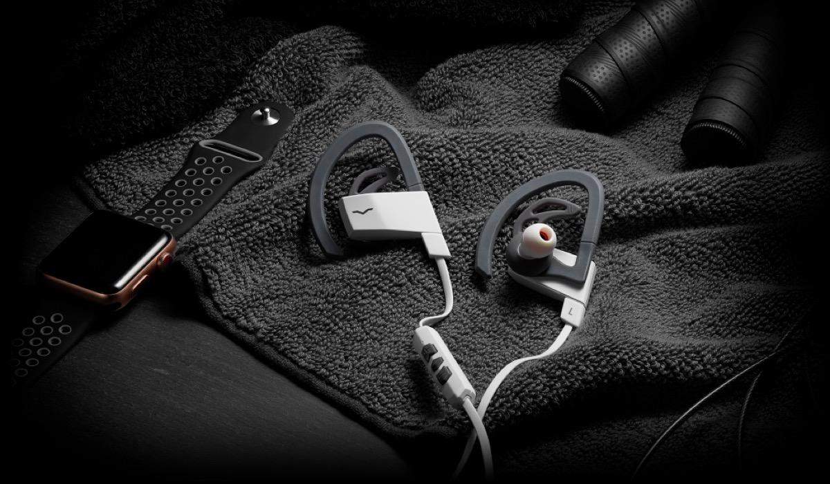 V-Moda BassFit Wireless, gli auricolari Sport con ricarica rapida
